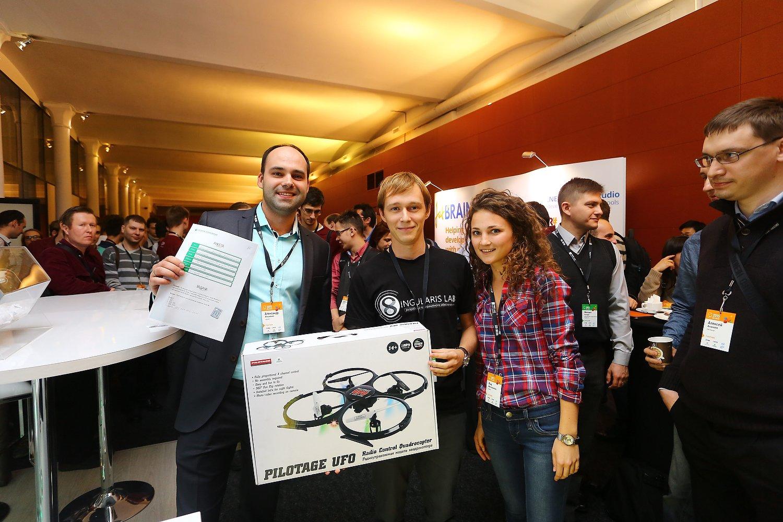 Конкурсы и подарки от спонсоров CEE-SECR
